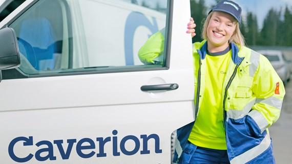 Caverion söker serviceelektriker till Gävle
