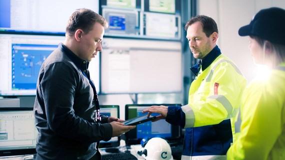 Caverion söker en driven Produktionsledare till Stockholm
